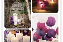 Wedding Decoration Idea / Decorating ideas for wedding ceremony and wedding reception