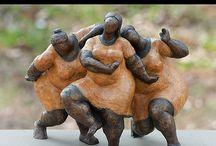 Sculpture racou