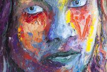 Art / art i like, ideas / by Laura Moore