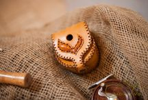 Hunting and Fishing - CuoioVivo / Leather products by CuoioVivo for hunting and fishing.