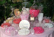 ...yummy candy displays