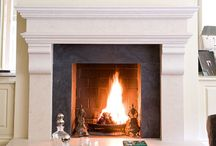 Fireplaces / by Audrey Wall