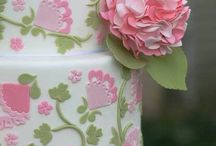 embossed cakes