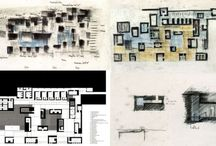 Dessins d'architectes
