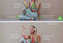 yoga et posture
