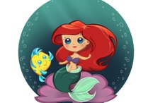 Ariel / by Audrey Baba