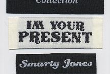 Sewing--Labels