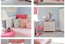 Girly Stuff / Room ideas for the girls