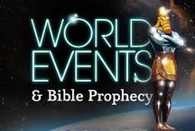 Bible Prophecy / This board is about the great prophecies of the Bible. These prophecies are a hallmark of evidence that what was written can only be the Word of the living God.