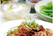 Recipes: Japanese/Korean/Chinese