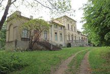 Pakosław - Pałac Szczanieckich