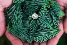 Eco rings / Sustainable and ecological rings for brides, grooms and weddings, or just for yourself.
