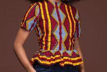 AFRICAN WOMAN FASHION