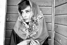 lovely A. Hepburn