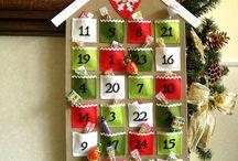 handmade advent calendar uk