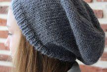 Projets de tricots