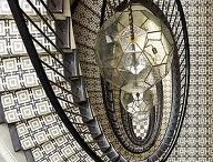 CHI ~ Architectural Fun - cuz it all goes together / by Cornerstone Home Interiors