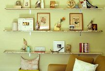 Shelves / by Julie Kwack