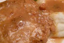 Crock pot and freezer meals
