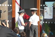 Crofton Hammond Infant School / Crofton Hammond Infant school received an Armed Forces Covenant grant to build this cabin, which doubles as a drop-in centre for parents.