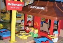 Old toys I had