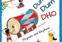 In Verse / These are picture stories with the swing of rhyme and rhythm that appeal naturally to children and make language fun.