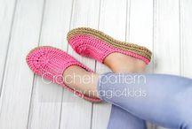 Crochet Footware Patterns