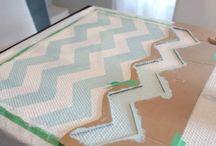 DIY rugs