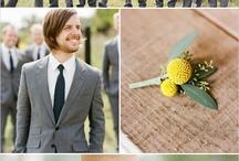 Groomsman's suits / Wedding