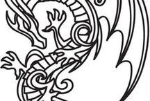 Art / Zentangles and drawings