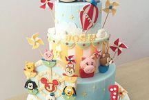 Tsum tsum birthday theme