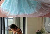 Gowns and dresses