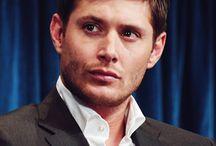 Jensen Ackles - dean / dean winchester ''son of bitch''
