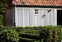 Klassieke tuinhuizen