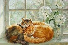 Dipinti Felini ♥
