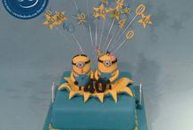 Minion Themed Cakes / Minion Cakes