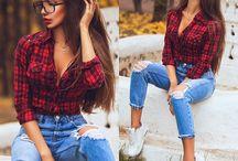 Skjorte style