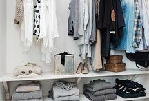Organisé sa garde-robe