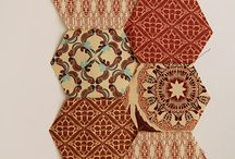 Quilting & Sewing - Hexagons
