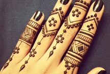 henna and tatto