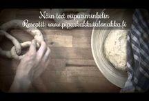 Piparkakkutalon Akka - videot