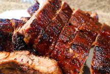 Food - Beef & Pork / by Kyle-Tiffany Staheli