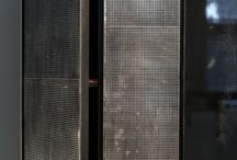 Perforated Partition