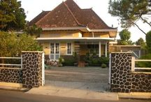 colonial indonesia facade