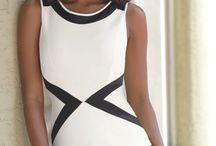 Чёрные и белые