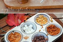 Fall treats