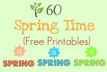Spring  {Has Sprung}