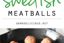 meatballs and such