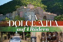 "La Dolce Vita auf 4 Rädern / TrendGuide Chiemsee & ""Umbria mia"" - eine tolle Promotion!"