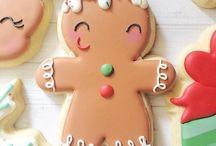 galletas fondant navidad